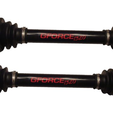 GTO VZ Outlaw Axles, Left and Right