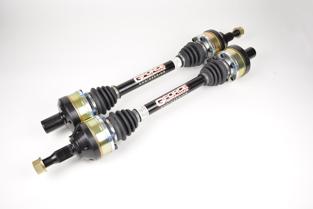 97 08 C5 C6 Corvette Outlaw Axles Left And Right Gforce