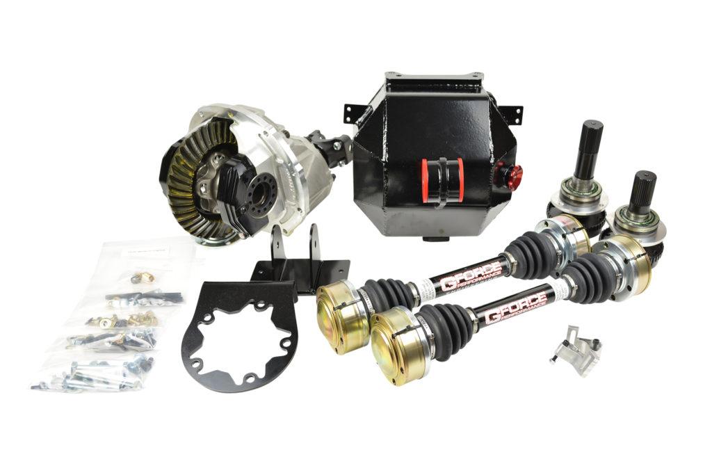 04 06 Pontiac Gto Vz 9 Irs Kit Gforce Engineering